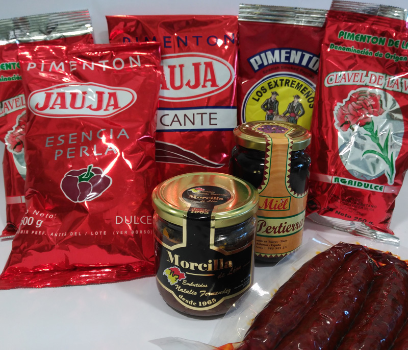 Productos Carnicería Dueñas