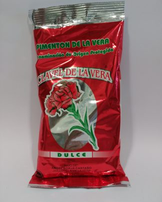Pimenton-extremeño-clavel-de-la-vera-dulce